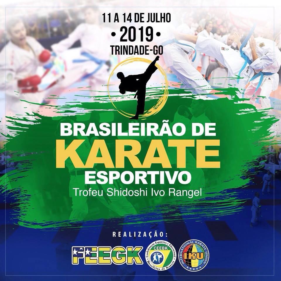 Brasileirão CEEBK de Karate