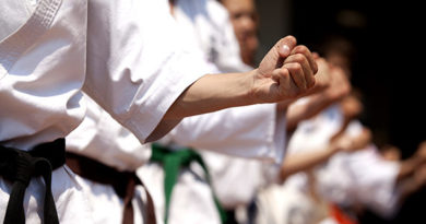Unicamp: Karate previne doenças ósseas, aponta dissertação