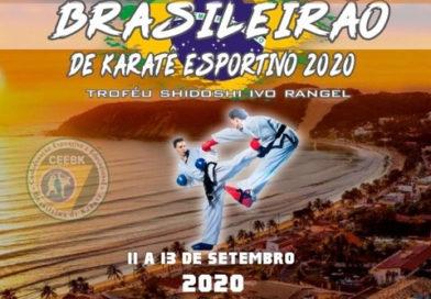 Brasileirão de Karate Esportivo 2020